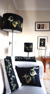 lily lamp and cushions 015