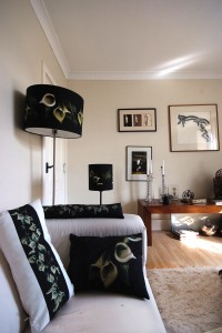 lily lamp and cushions 017